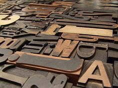 Find letters for Pynch's or the office, 240 Noble Design....something for my letter press droor in the office