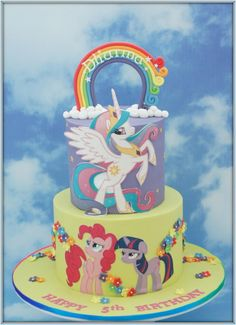 444 Best My Little Pony Cakes Images