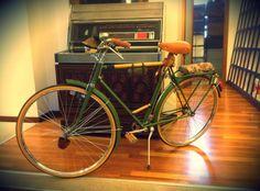 Vintage, Bici Bersagliere 67', Jukebox Ami 60'
