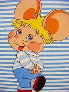 Topo Gigio トッポ・ジージョ 1988