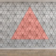 Color version of concrete tiles Trigon by Inexart. Concrete Tiles, Tile Design, Inspiration, Color, Concrete Roof Tiles, Colour, Biblical Inspiration, Colors, Inspirational