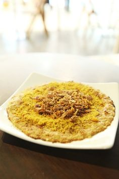 A must-have snack at the annual Jakarta Fair (PRJ), kerak telor is the city's traditional omelet. Photo by Arif Budiman.