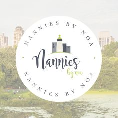 Branding and Web Design for Nannies by Noa, Logo Design, Brand Logo, New York City Small Business,  | Doodle Dog Creative