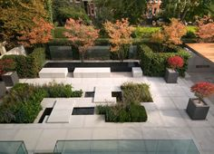 Chelsea Garden by Philip Nixon Design