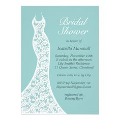 This DealsPretty Turquoise Bridal Shower InvitationThis site is will advise you where to buy