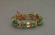 Bracelet, Egypt, 1-100. Lovely!