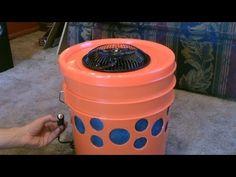 DIY Solar Powered Air Cooler   Survival Life