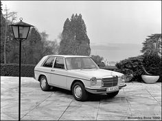 200D Compact - w114, how I would love one of these.