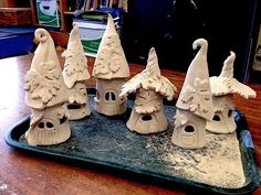 Cindi Hardwicke: Fairy House Night Lights & Faerie Garden