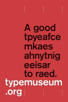Paul Belford Ltd   Type Museum - Print 3
