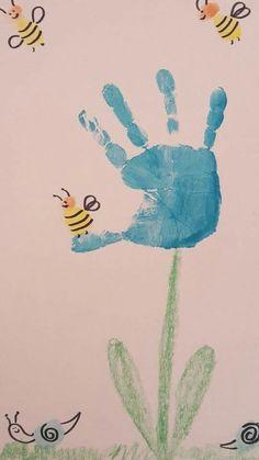 Kézügyesség, finommotorika fejlesztése - használjátok az ujjfestés, kézlenyomat, láblenyomat technikáját, és készítsetek képeket! Nem csak jó móka, de ügyesedik a gyerek keze is közben!