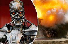 Robot sát thủ trang bị trí tuệ nhân tạo có thể trở thành cơn ác mộng với con người.