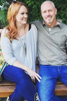 Ree Drummond Wedding Photo Ree Drummond Center Is