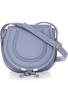 chloe leather shoulder bag, this color is perfect for spring