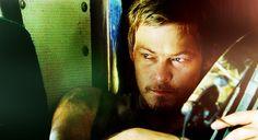 Daryl channeling Leonardo DiCaprio. Hhhhhaaaarrrrrrr