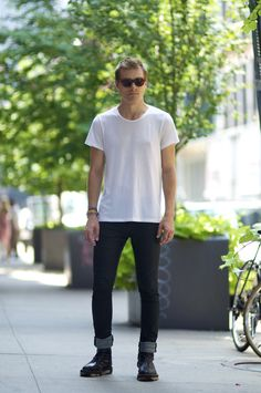 An Unknown Quantity | New York Fashion Street Style Blog | ニューヨークストリートスナップ