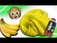 Fluffy slime without glue giant size mega slime with water no how to make fluffy banana slime with shaving cream for this fluffy slime recipe you will need elmers pva glue shaving cream yellow food coloring ccuart Images
