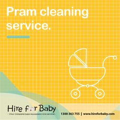 Pram Cleaning Service - Tree Hut Village   Hire baby equipment from other parents for your next holiday through Tree Hut Village. #treehutvillage #stroller #pram #babygear #babyproducts
