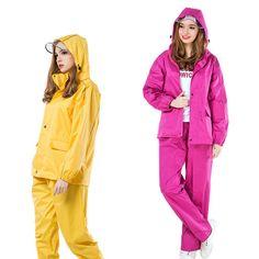Yuding Raincoat Women Waterproof Rain Jacket Rain Coat Fishing Suit Rain Cover Motocycle Raincoat