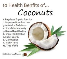 Here's Why You Need to Take Advantage Of The Benefits of Coconut! Different foods and nutrients affect our body in a variety of ways, so not all calories are the same. One of the benefits of coconut is the high quality of calories it gives you. Tomato Nutrition, Health And Nutrition, Health And Wellness, Health Tips, Nutrition Jobs, Vegetable Nutrition, Wellness Fitness, Natural Cures, Natural Health