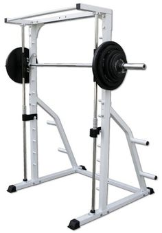Deltech Fitness Linear Bearing Smith Machine with 245 lb Olympic Weight Set *** See this great product.