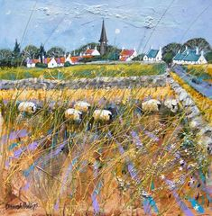 Deborah Phillips - Kingsbarns Flock
