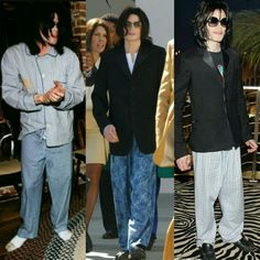 Pajama day with Michael