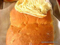 Pão de Mandioca - Marisa Ono