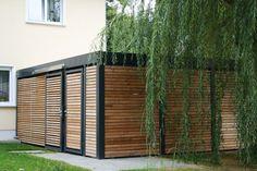 Carport Stuttgart design metall carport aus holz stahl individuell basel schweiz