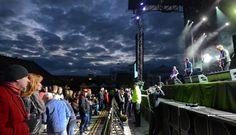 Sam Roberts Band opens for Tragically Hip at Ivor Wynne Stadium Scott Gardner, My Music, Fair Grounds, Band, Concert, News, Travel, Sash, Viajes
