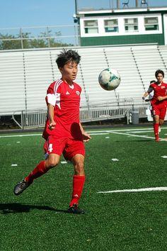 Team America 96 (NCSL Division 1, U18/U19) vs VYS Premier (September 7, 2014) -- Haruto Kato #4