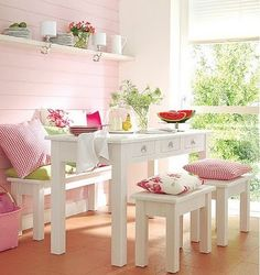rosa,jantar,sala,decoração