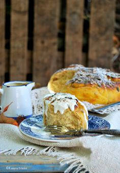 #Torta di rose alla zucca #guarnita con la #glassa di robiola e yogurt @guarnireipiatti