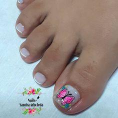 Magic Nails, Pretty Nails, Pedicure, Nail Designs, Hair Beauty, Nail Art, Chocolate, Shayna Baszler, Amanda