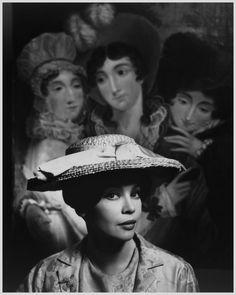 Yousuf Karsh, Portrait of Leslie Caron, 1963 Famous Photographers, Portrait Photographers, Ottawa, Yousuf Karsh, Leslie Caron, Best Portraits, France, Museum Of Fine Arts, American History