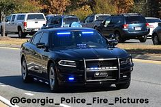 Ghost graphic Sheriff Traffic unit # 102 from the state of Georgia Dodge Charger Slicktop