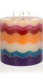Missoni HomeTorta four-wick wax candle