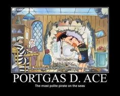 It's funnier because it wasn't his fault. He was just thrown through the walls by luffy - one piece One Piece Anime, Ace One Piece, One Piece Funny, One Piece Comic, Manga Anime, Me Anime, One Piece Images, One Piece Pictures, Bd Comics