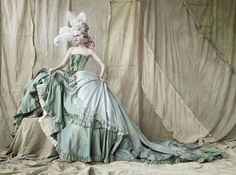 All Babes are Wolves: Marie Antoinette style