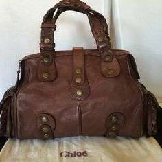 chloe look alike handbags - RESERVED for Andrea-Chloe Drew Bag Brand new! Still has tags! Cute ...