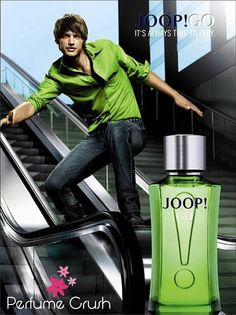 Joop! Go by Joop! is a Woody Aromatic fragrance for men. Joop! Go was launched in 2006. The nose behind this fragrance is Sophie Labbe. Top notes are rhubarb, pimento and bitter orange; middle notes are cypress, violet and bourbon geranium; base notes are musk and balsam fir.  Get it now from PerfumeCrush.com