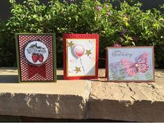 Cards from last months Desert Foothills, Cave Creek library event. Cave Creek, I Card, Stampin Up, Card Making, Frame, Creative, Projects, Fun, Fin Fun