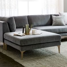 Andes Ottoman | west elm
