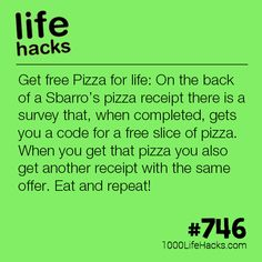 Improve your life one hack at a time. 1000 Life Hacks, DIYs, tips, tricks and More. Start living life to the fullest! Hack My Life, 1000 Life Hacks, Girl Life Hacks, Simple Life Hacks, Useful Life Hacks, Life Tips, Pizza Life, Life Hacks For School, Survival Tips