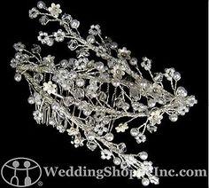 AA Bridal Bridal Headpiece S-2514