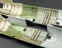 The Modelling News: Lukas' build guide Pt III: HK Models' scale E/F Flying Fortress - Detailing the interior fuselage & sealing it up. The Modelling News, White Spirit, Modeling Techniques, Garage Art, Model Airplanes, Tamiya, Plastic Models, Scale Models, Building