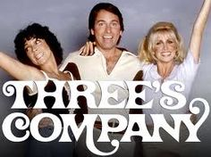 My all-time favorite tv show! tv show -Three's Company 80 Tv Shows, Old Shows, Great Tv Shows, Childhood Tv Shows, My Childhood Memories, Sweet Memories, Easy Listening, Beatles, Best Tv