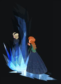 Elsa and Anna - Disney's Frozen