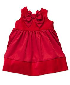 Carters Baby Dress, Baby Girls Velveteen Party Dress - Kids Baby Girl (0-24 months) - Macy's  @Tannie Fung (red eggs)