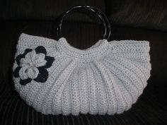 Free Crochet Pattern for Bag